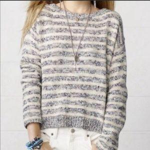 Denim & Supply Ralph Lauren | Striped Sweater Blue